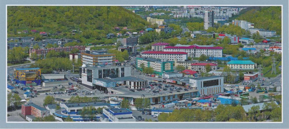 Контакте стене, открытки петропавловск камчатский