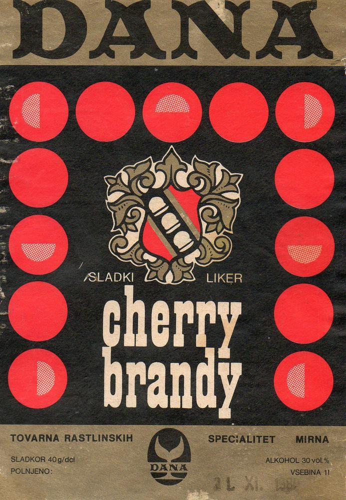 Cherry dana