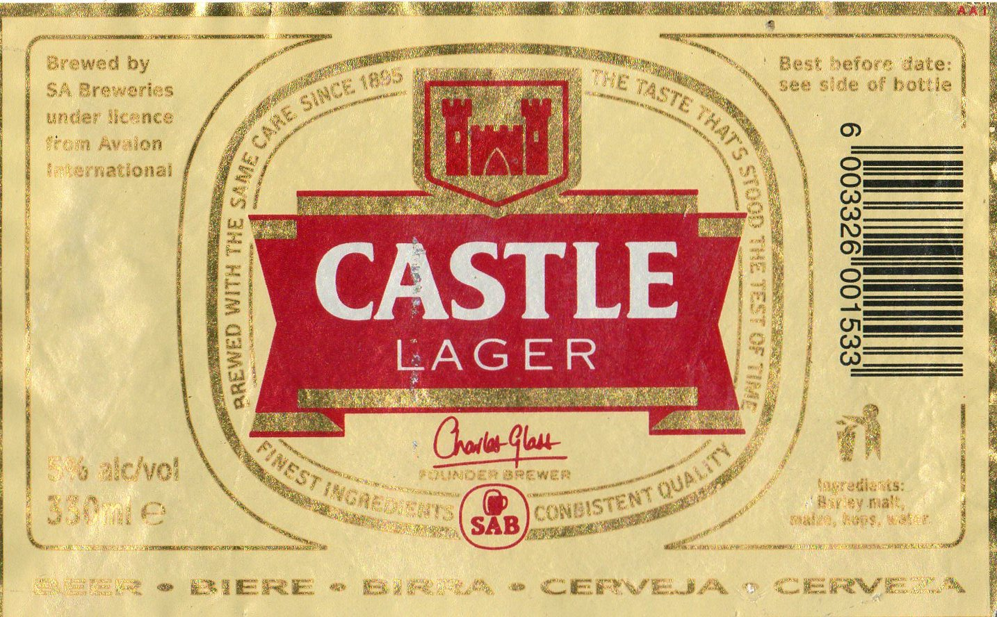 castle lager promotions mix Castle lager is a south african pale lager it is the flagship product of south african breweries and has been described as south africa's national beer.