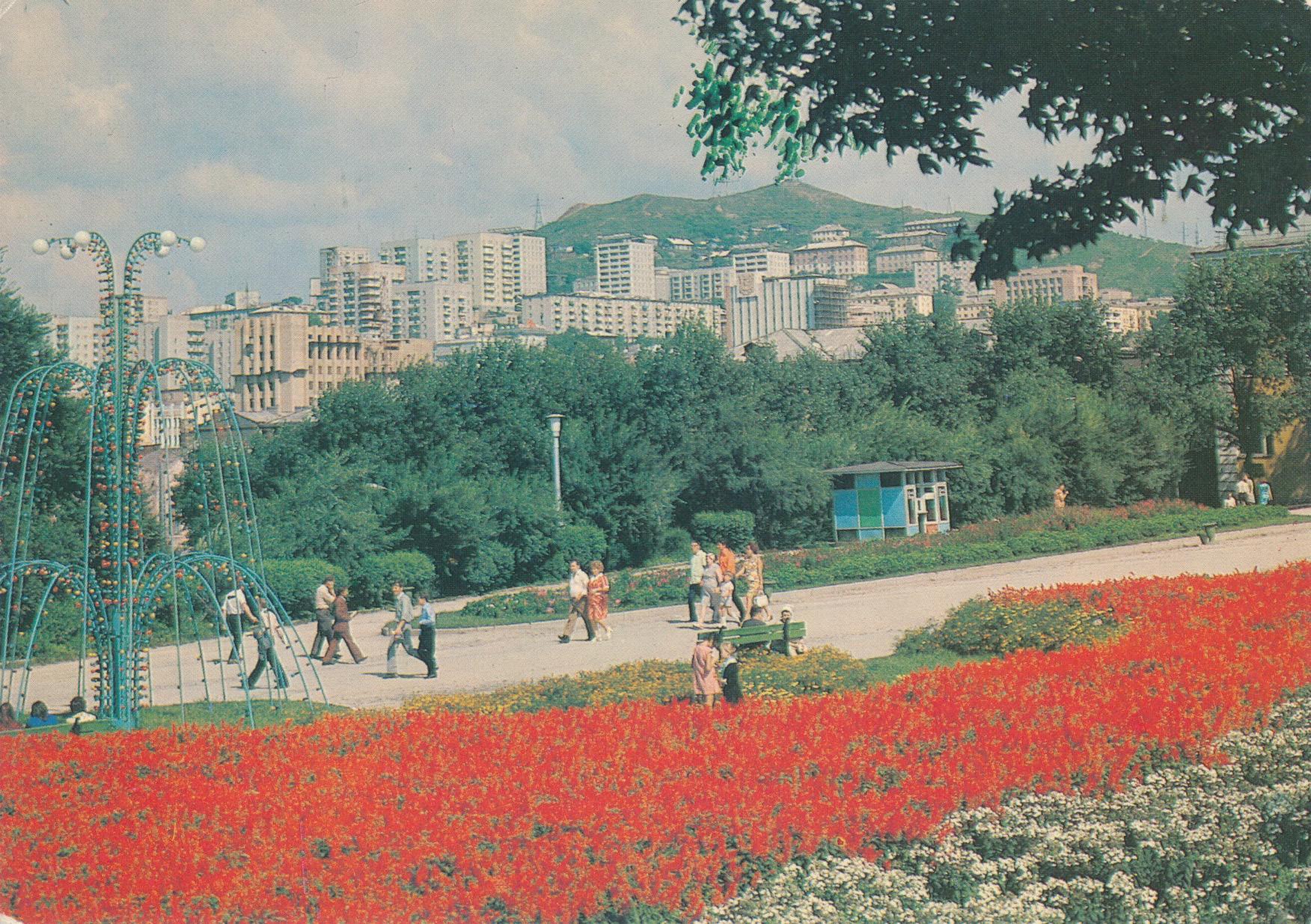 советский владивосток ретро фото доске